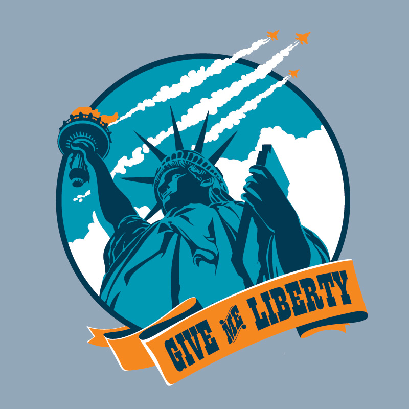 Give Me Liberty Shirt